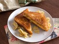 Potato chip grilled cheese