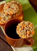 Pumpkin spice oatmeal scotchies