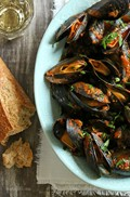 Quick mussels fra diavolo