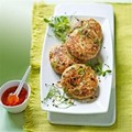 Red Thai fishcakes