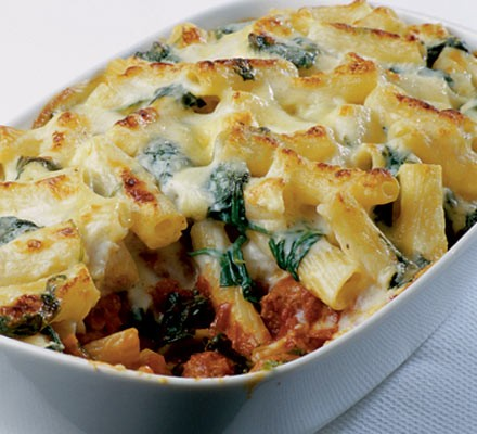 Baked Pasta Recipes | Eat Your Books