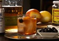 Rye old-fashioned