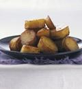 Saffron potatoes
