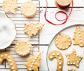 Salted brown butter cookies
