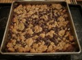 Salted caramel chocolate chip cookie bar