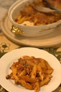 Sausage meat sauce for pasta bakes or sloppy Joes