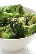 Sesame orange broccoli