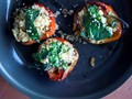 Shauna James Ahern's quinoa-stuffed peppers (Cook the Book)