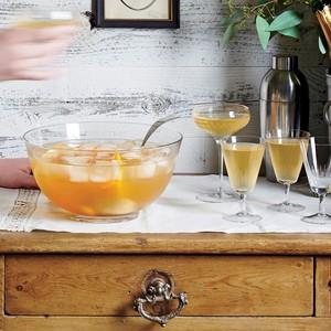 Sherry cava citrus fizz