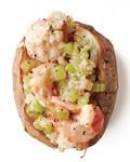 Shrimp chowder potato