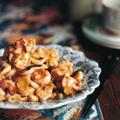 Sichuanese prawns with cashew nuts (Gong bao xia qiu)