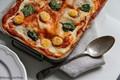 Simplified lasagna pastachina