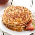 Simply perfect pancakes