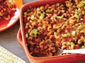 Sloppy Joe 'n' macaroni casserole