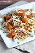 Slow cooker garlic and brown sugar chicken