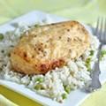 Slow cooker Italian lemon chicken