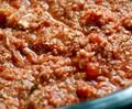 Slow cooker vegan Bolognese
