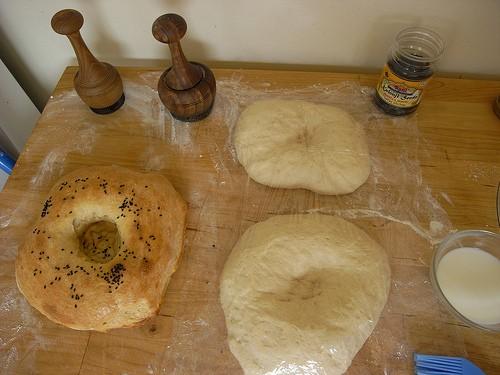 tashkent naan