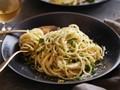 Spaghetti with lemon sauce (Spaghetti al limone)