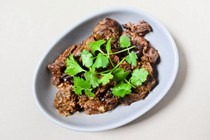 Spiced beef cheek stew