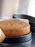 Spiced hazelnut-almond mirliton cake