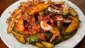 Spicy cucumber side dish (Oi-muchim)