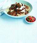 Spicy steak and black bean chilli