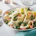 Spring veggie pasta