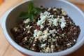Springtime or anytime lentil salad