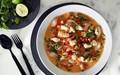 Squid mocqueca, a Brazilian-style stew