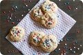 Star-spangled 4th of July milk chocolate chip cookies