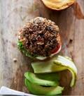 Supreme crispy quinoa vegetable burgers