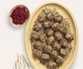 Swedish meatballs with cranberry relish
