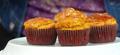Sweet potato & 5-spice muffins