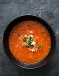 Tomato and bread soup (Pappa al pomodoro)
