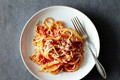 Tomato sauce with butter & onion [Marcella Hazan]