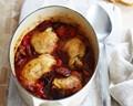 Turkish chicken stew