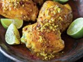 Turmeric chicken with sumac and lime from 'The New Persian Kitchen' (Cook the Book)
