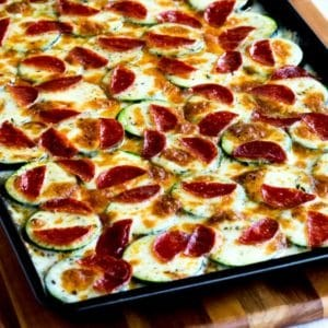 broiled zucchini broiled zucchini or eggplant image the zucchini is ...