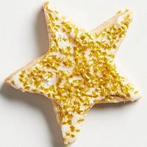 Vanilla holiday cookies