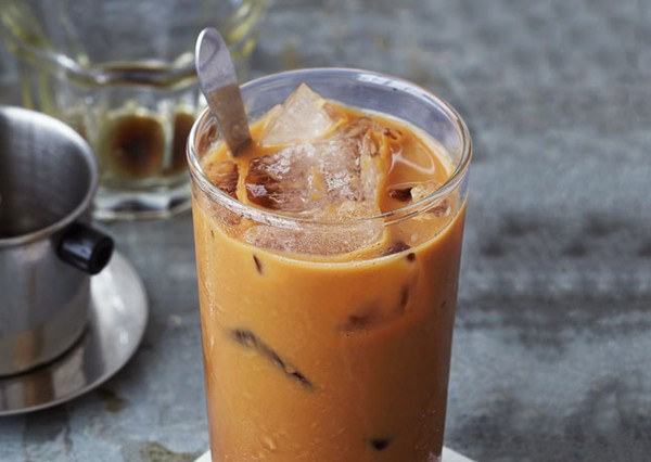 Iced Vietnamese Coffee