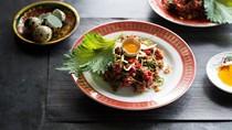 Vietnamese steak tartare (Steak tartare à la Viêtnamienne)
