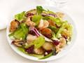 Warm shrimp-and-potato salad