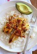 Weeknight skillet sazon chicken tenders