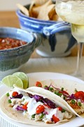 White fish tacos