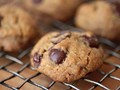 Whole-grain allergen-friendly chocolate chip cookies